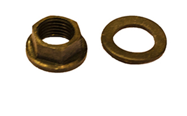 1105A KIT CLUTCH NUT GOTI WASHER 3WRE