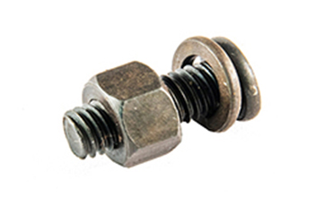 1530A RIM STUD W-NUT FULL THREAD BL 3WRE