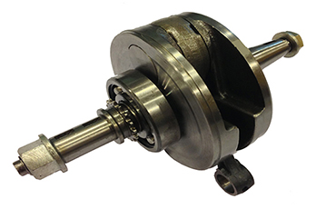 CRANK SHAFT ASSY TVS KING