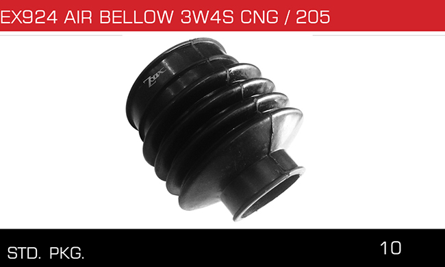 AIR BELLOW 3W4 CNG 205