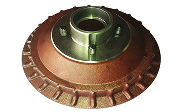 FRONT WHEEL DRUM 3WRE CNG 205