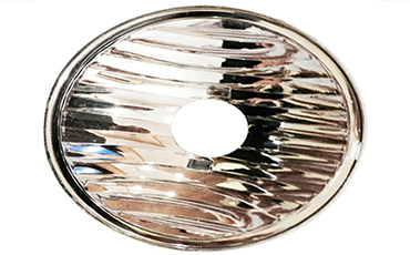 EX976 HEAD LIGHT REFLECTOR MFR 3W4S 205