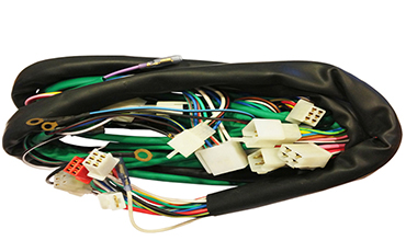 EX987WIRING HARNESS FR DOUBLE LIGHT EX988 FRONT