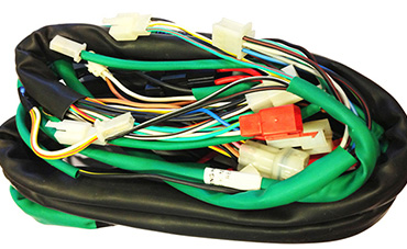 EX989 WIRING HARNESS REAR AA201236 205D