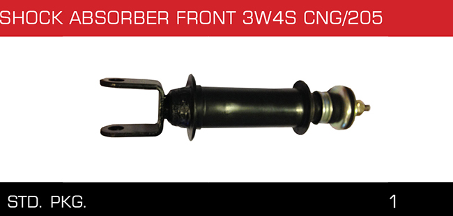 SHOCK ABSORBER FRONT 3W4S CNG 205