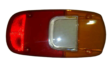 TAIL LAMP COVER TVS KING